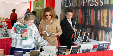 2018 Louisiana Book Festival